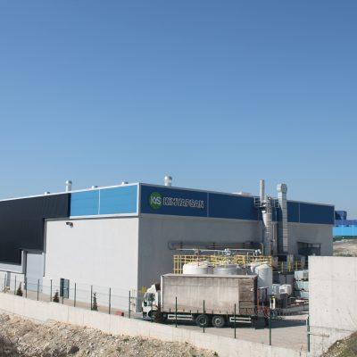 Kimyapsan Fabrika İnşaat Projesi