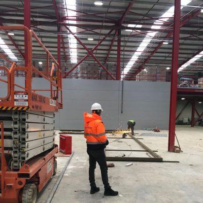 Ravago Fabrika İnşaat Projesi